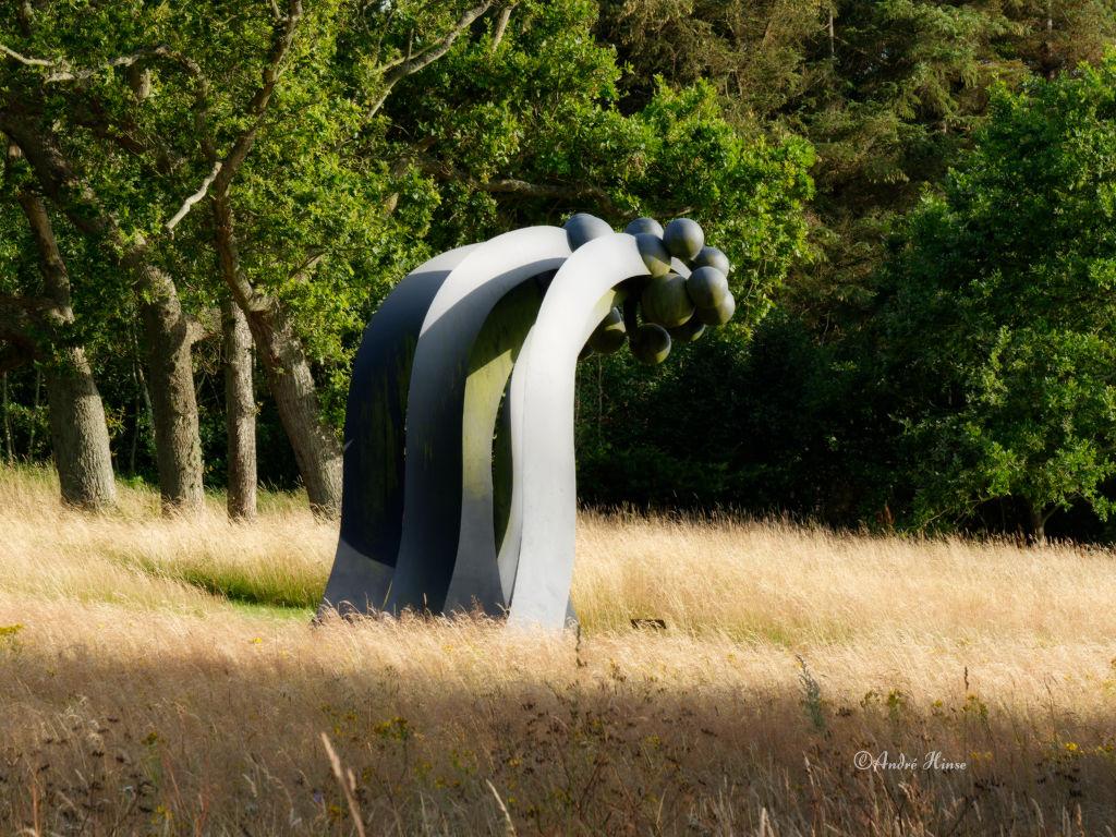 Skulptur in Hjerting