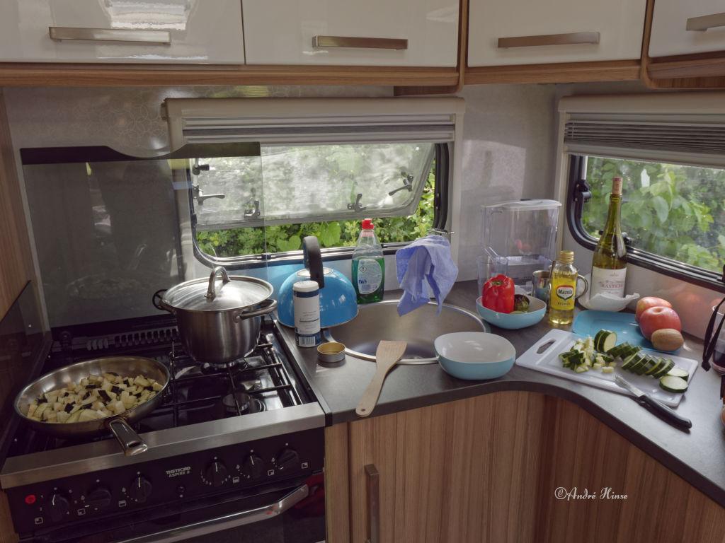 Küche im Lunar