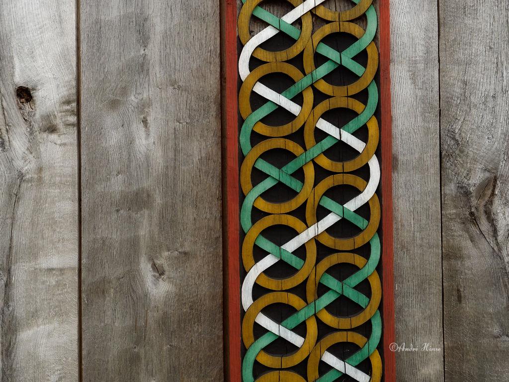 Muster der Wikinger