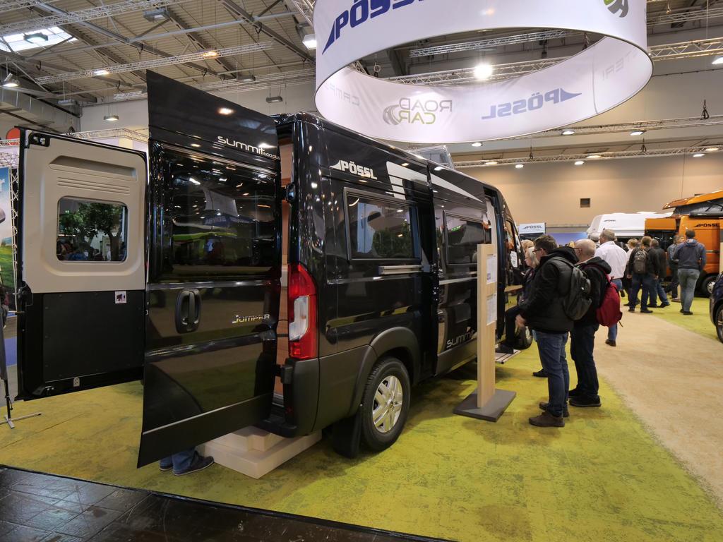 Kastenwagen sind nicht nur bei DHL beliebt