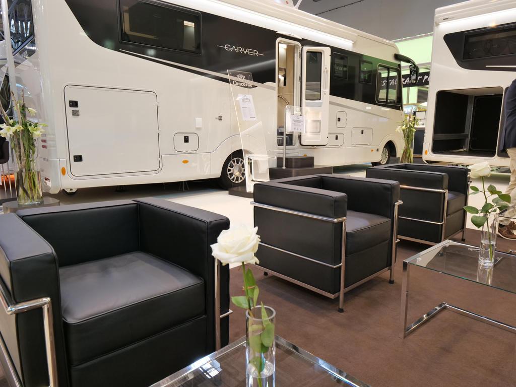 Phönix Wohnbusse für  verwöhnte Camper