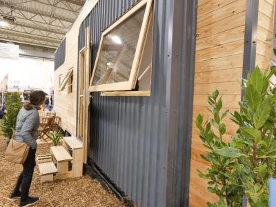 Tiny-Häuser sprechen ein neues Publikum an