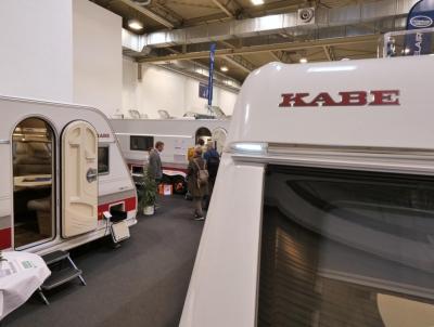 Kabe war mit drei Fahrzeugen vertreten