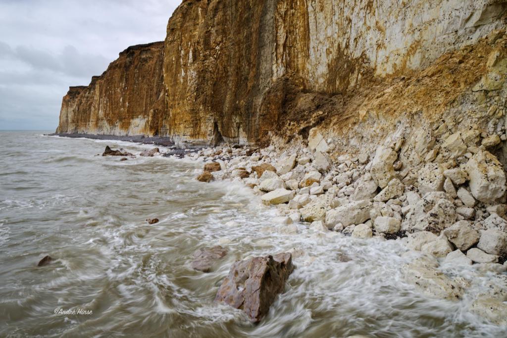 Küste bei Aubin Sur Mer