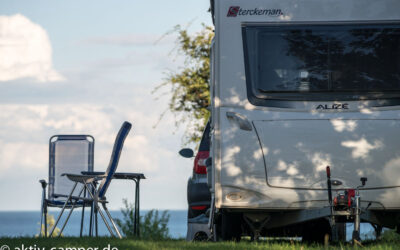 Liebenswertes Dänemark- Camping in Ebeltoft