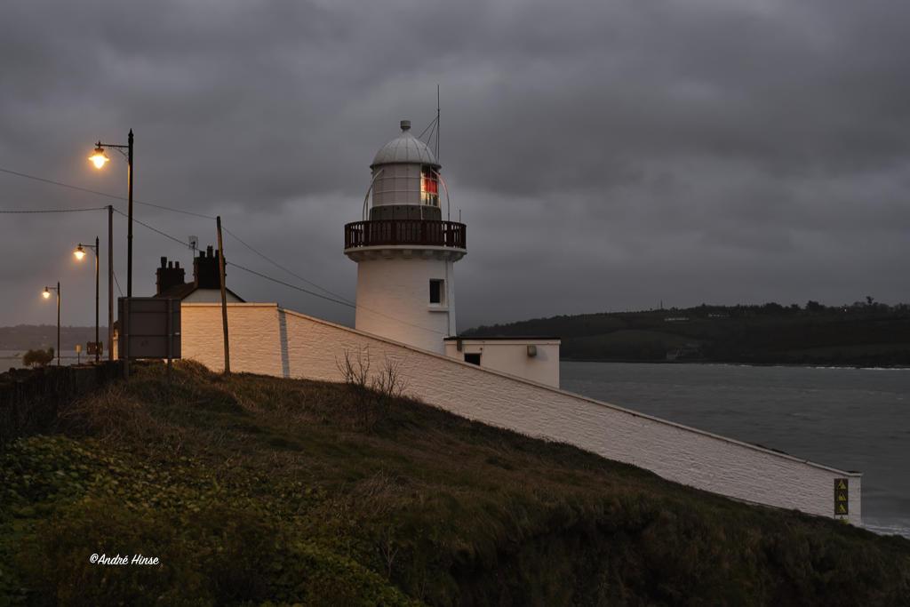Leuchtturm im Süden Irlands