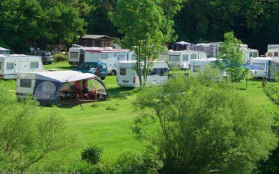 Camping an der Ruhr