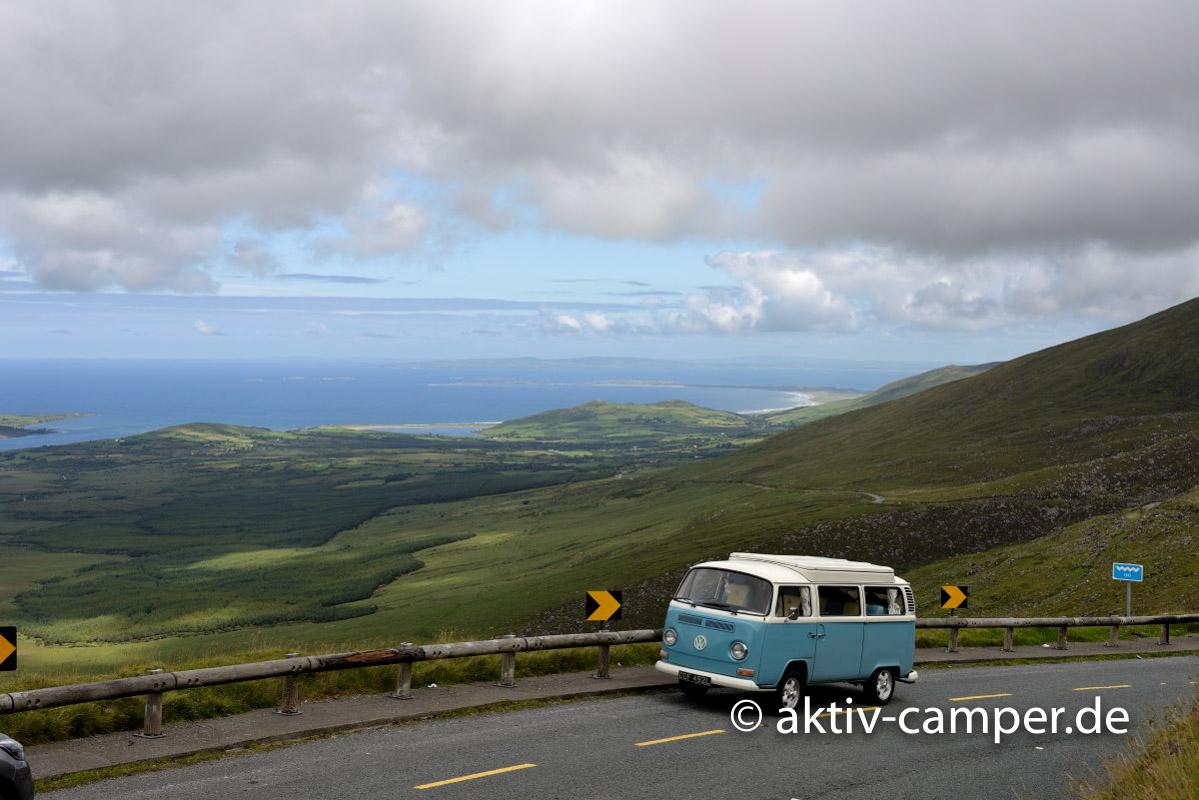 Irland mit dem Camper – Teil I