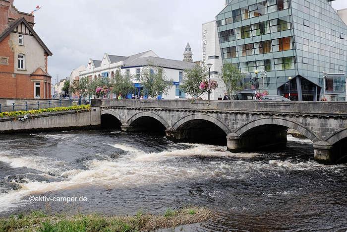 Blick auf Sligo