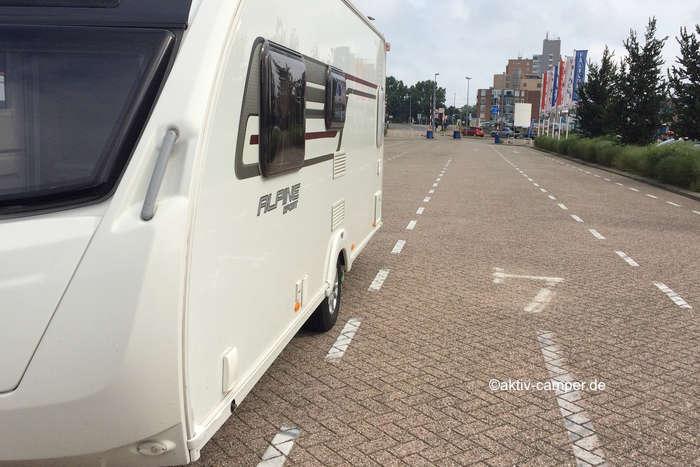 Hafen in Hook van Holland