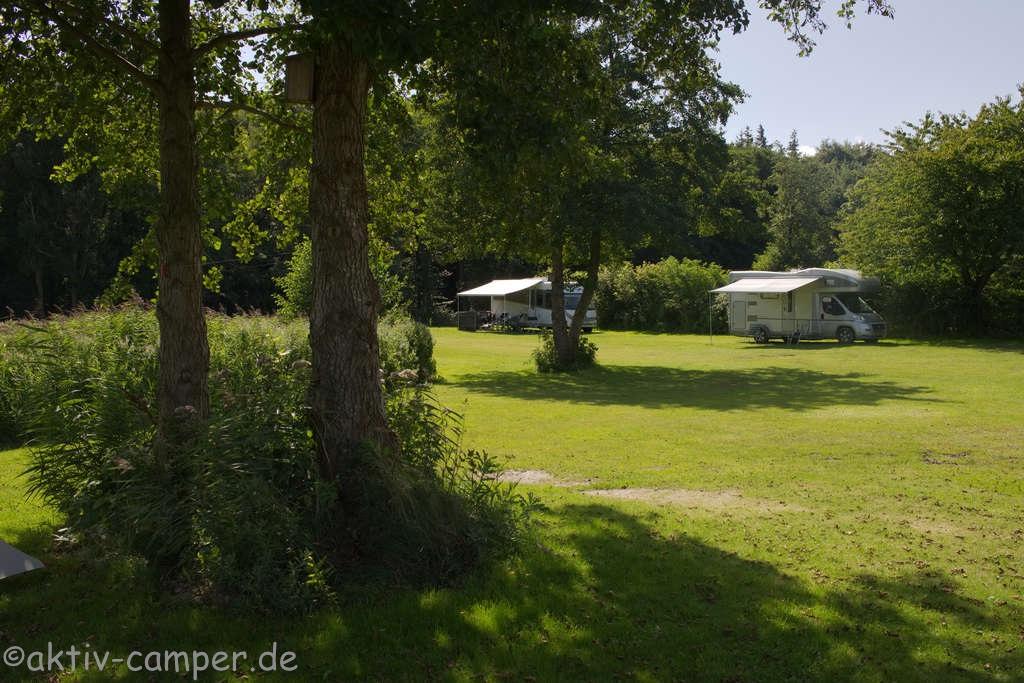Campingplatz Mönsklint