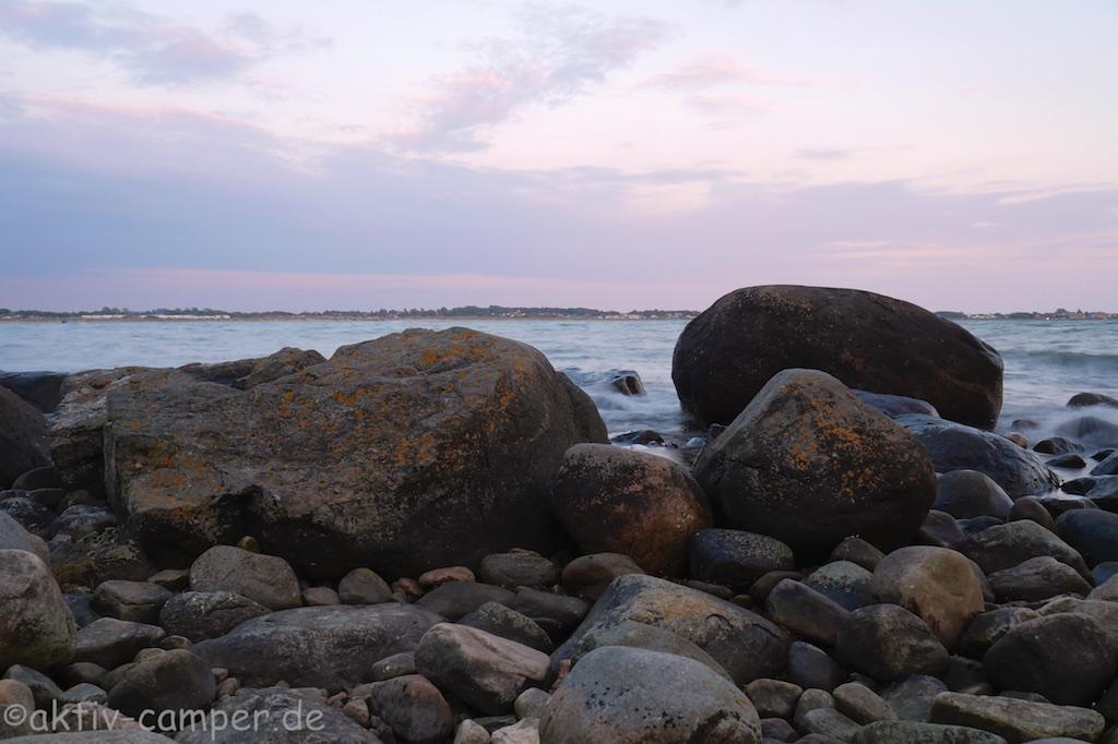 Ostseeküste bei Varberg