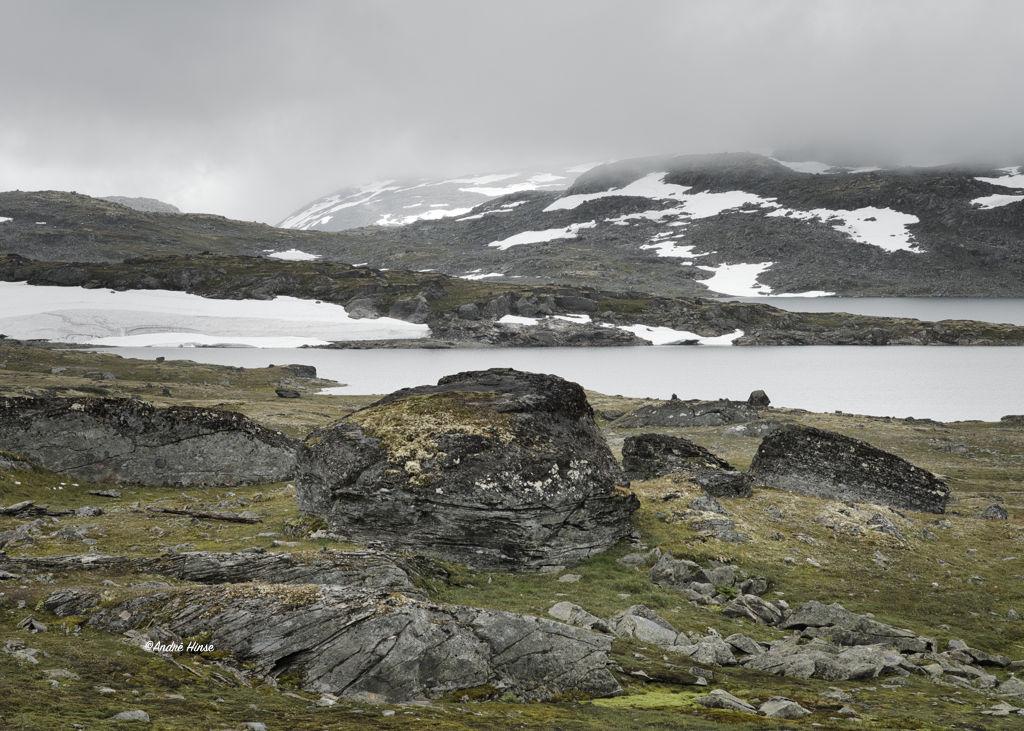 Sognefjell Hochgebierge