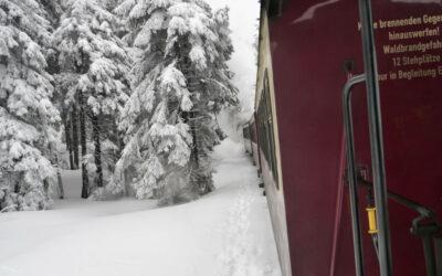 Wintercamping im Harz