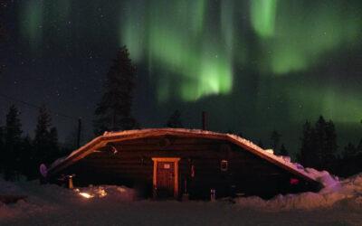 Hakkapeliitta-Reifentest extrem in Lappland
