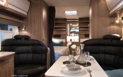 Kabe Wohnwagen und Wohnmobile 2019