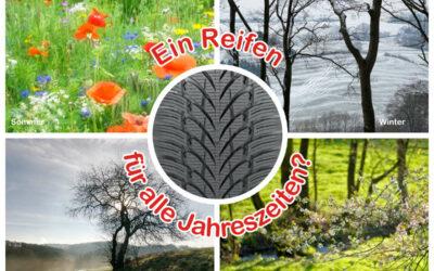 Ein Reifen für alle Jahreszeiten?