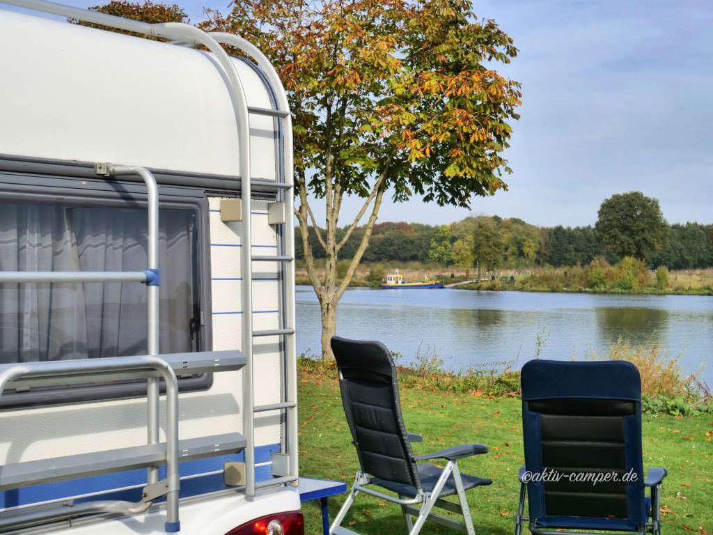 Campingplätze über Pfingsten ausgebucht?