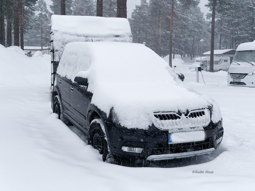 Yeti in Schweden
