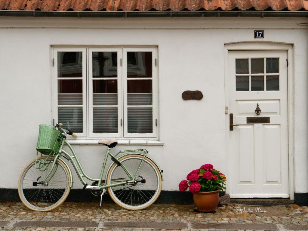 Von Esbjerg nach Ribe mit dem Fahrrad