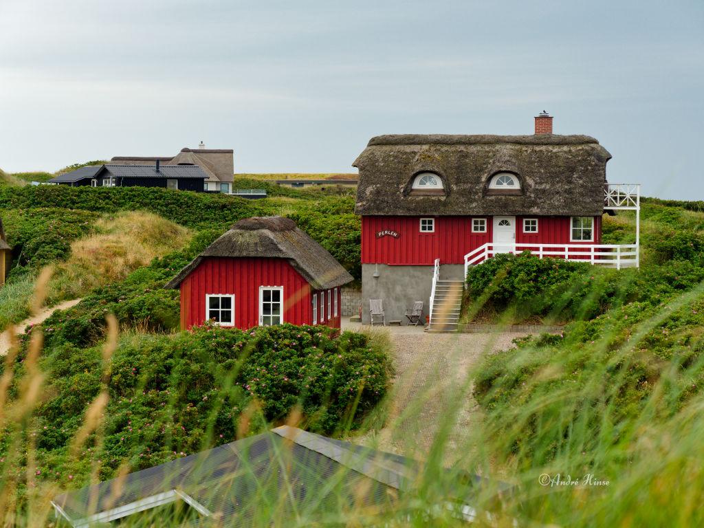 Henne Strand Strandhäuser