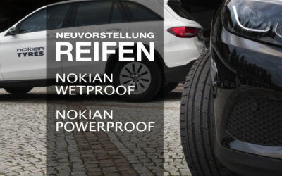 Nokian Powerproof SUV und Wetproof SUV