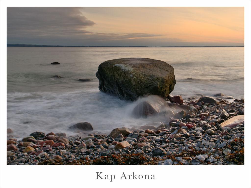 Küste am Kap Arkona