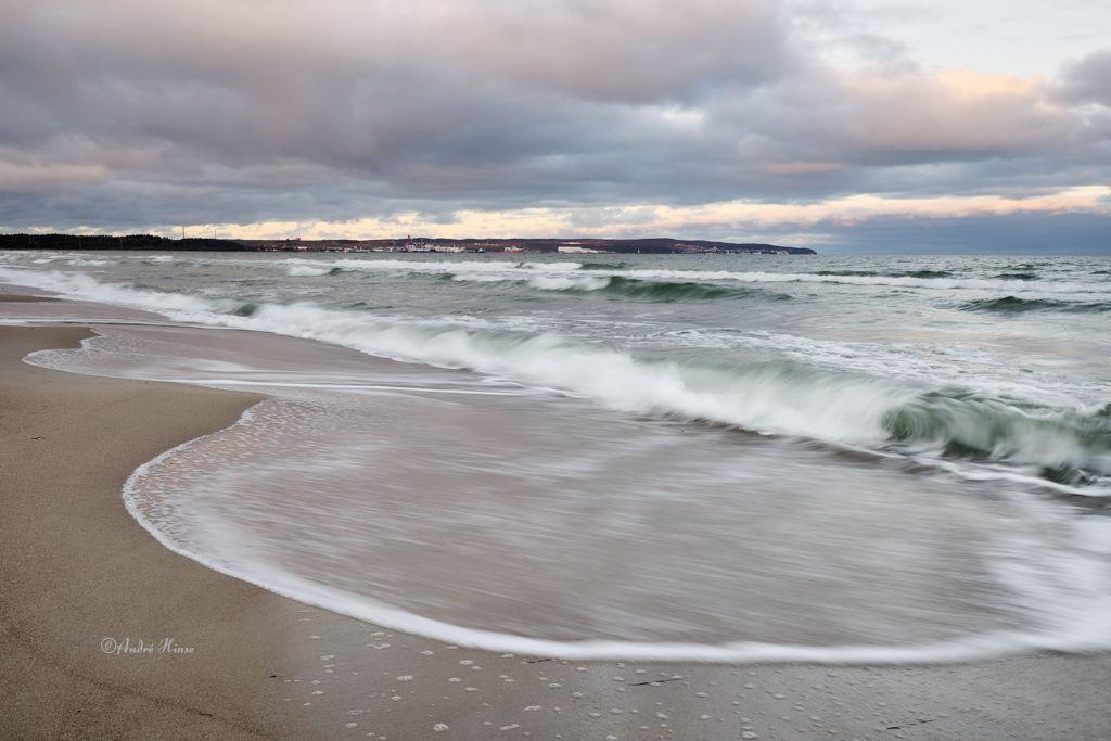 Strand bei Prora