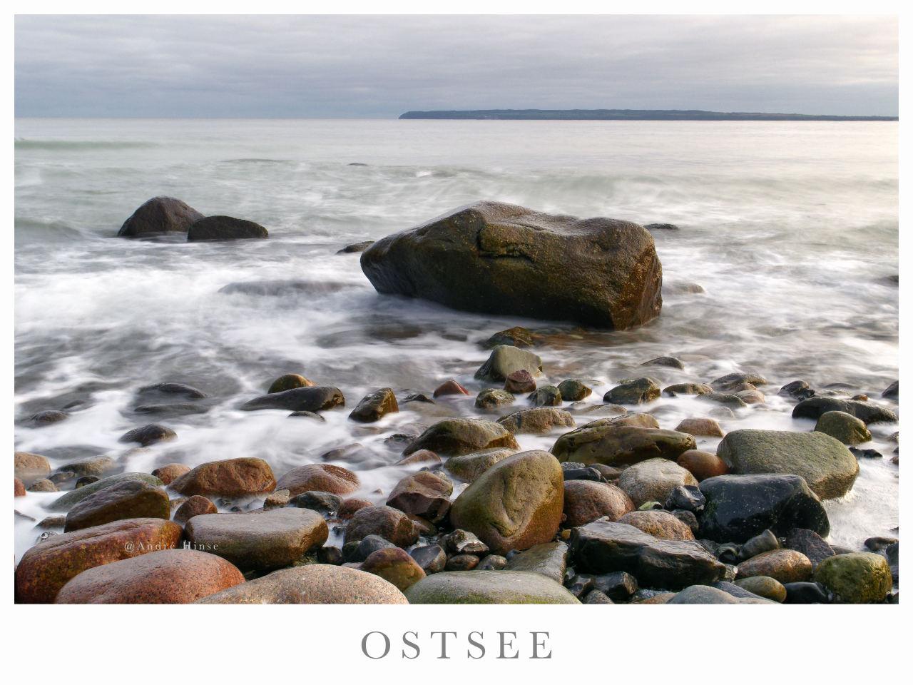 Ostsee Wintertour mit dem Wohnwagen