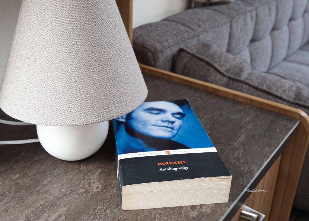 Die Biografie von Morrissey im Wohnwagen