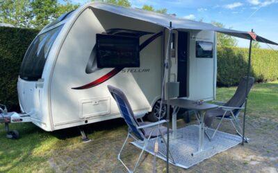 Camping unter Covid 19 in den Niederlanden