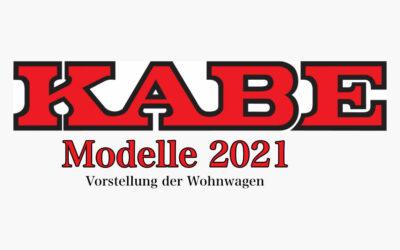 Kabe Modellvorstellung für 2021