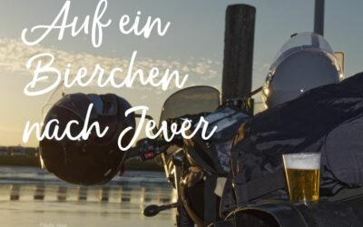 Auf ein Bierchen nach Jever