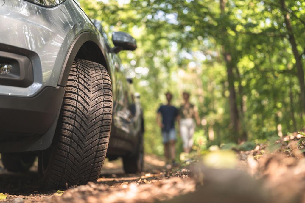 Die verstärkte Variante des Nokian Seasonproof für SUVs