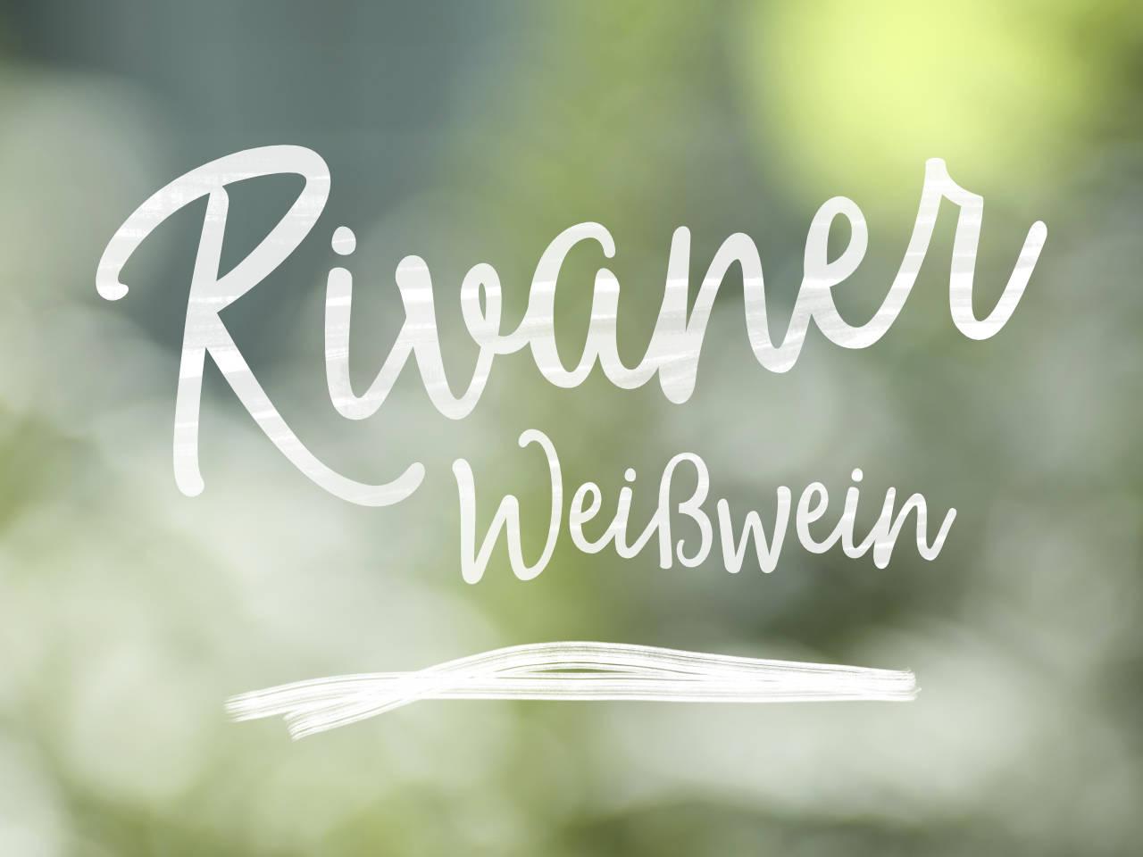 Rivaner Weisswein von den Steilhängen der Mosel