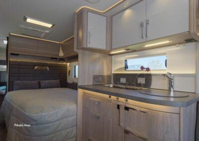 Kabe 740 DGDL Küchenblock