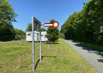 Radweg nach Rheine