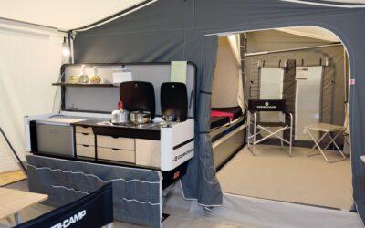 Combi Camp Faltcaravan Modelljahr 2021