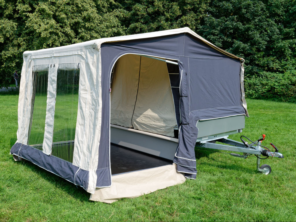 Combi Camp Valley unboxing