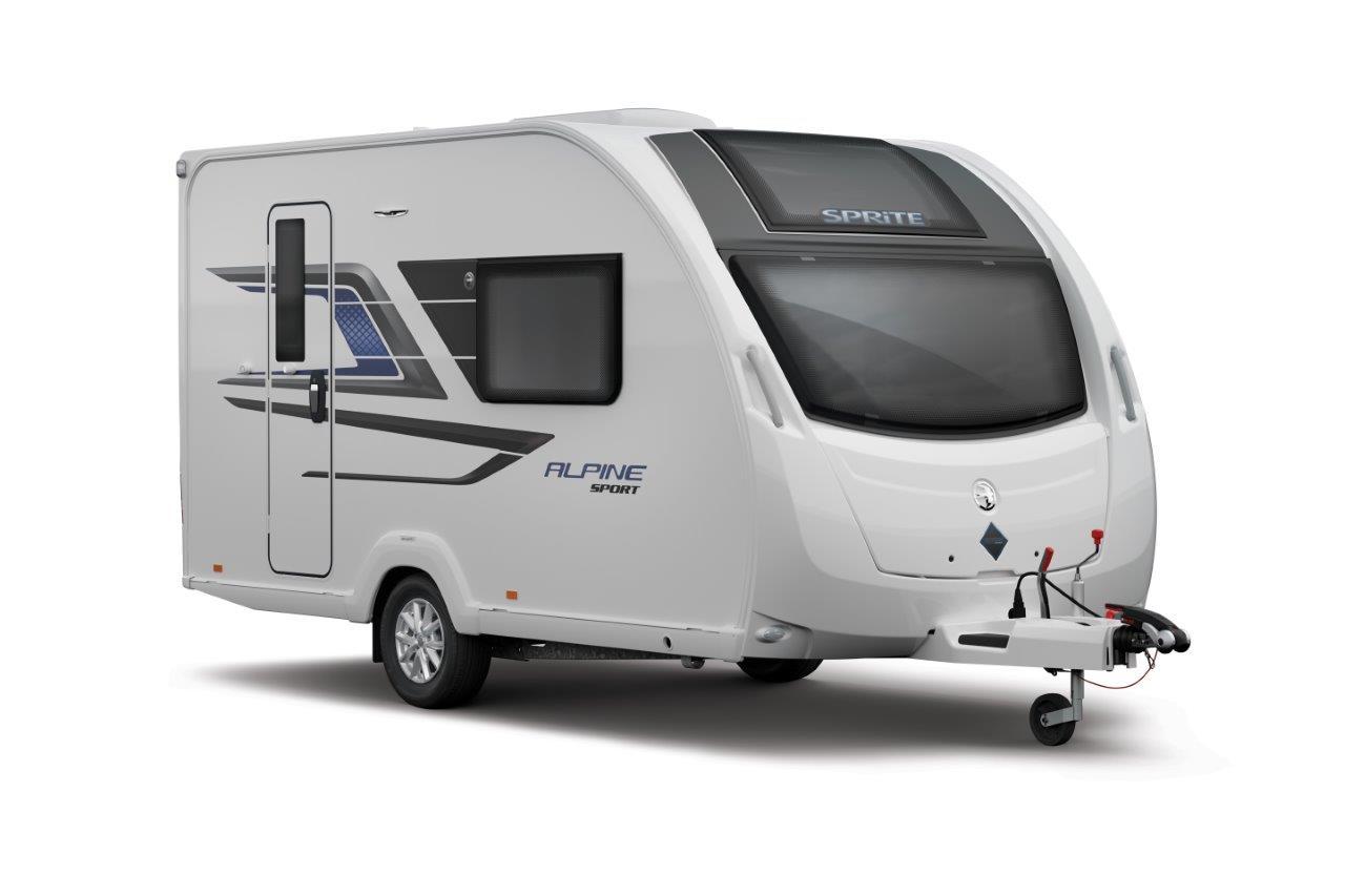 Sprite Alpine 370EK 2022