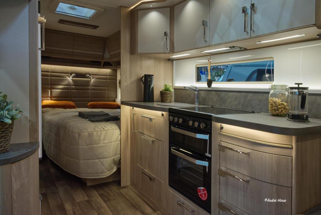 Kabe_Royal_560_XL_auf dem Caravan Salon