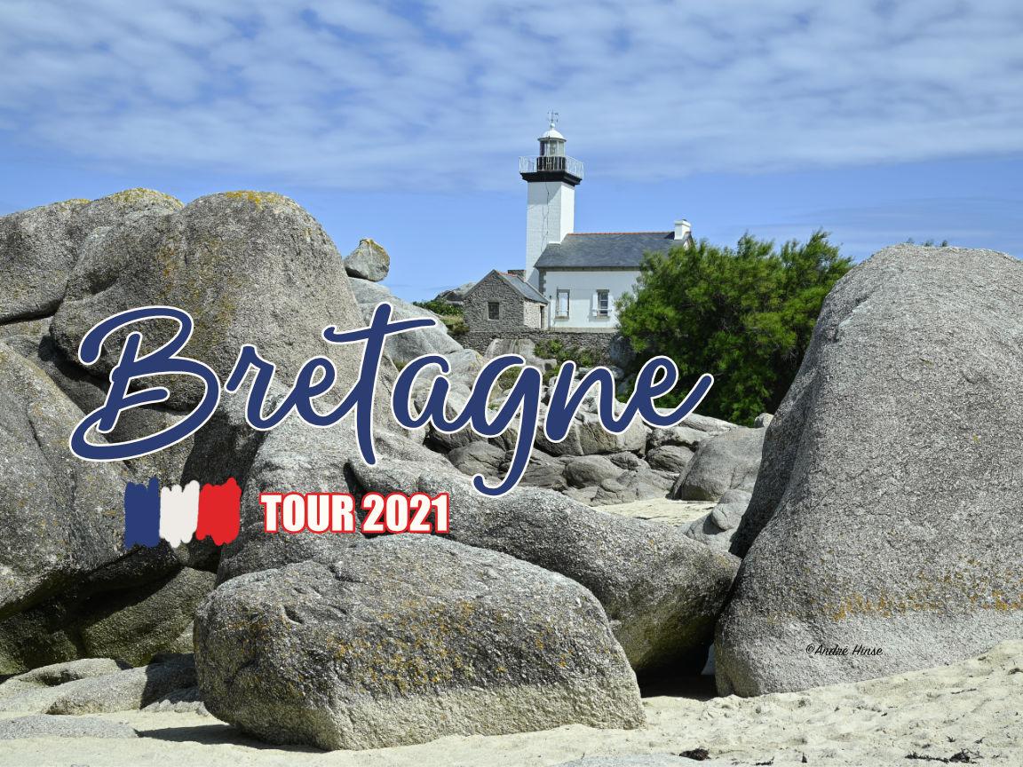 Reise in die Bretagne mit dem Faltcaravan