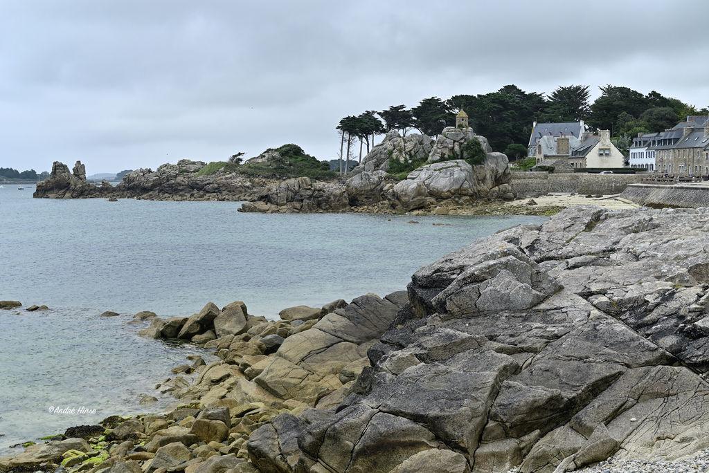 Die Cote de Rose in der Bretagne