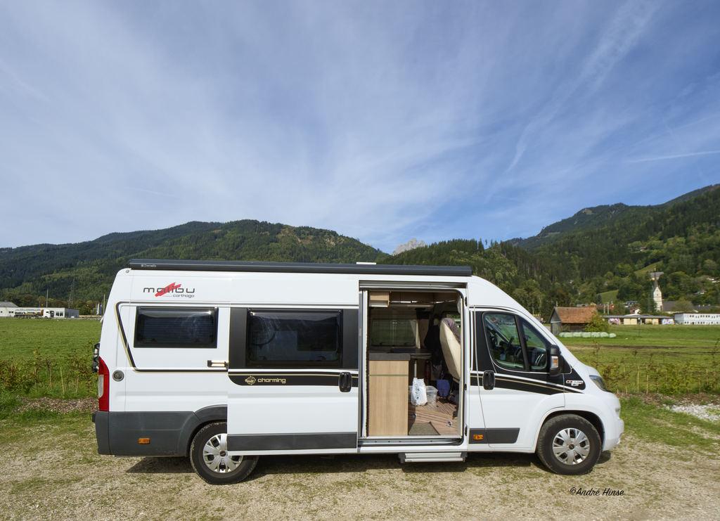 Das Wohnmobil für für Slowenien und Kroatien