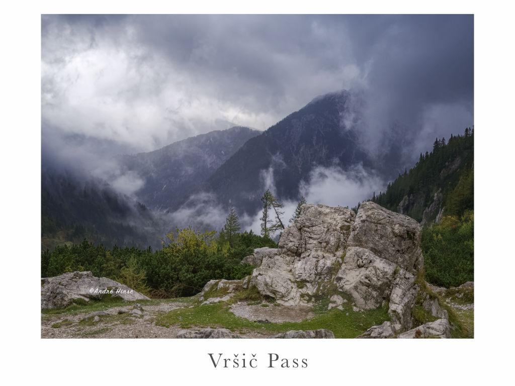 Vršič Pass